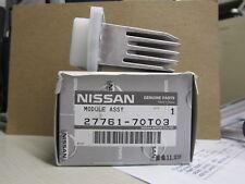 NEW OEM NISSAN / INFINITY BLOWER AMPLIFIER / MODULE - SEE LIST FOR MODEL