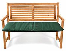 Gartenkissen Stuhauflage Kissen Sitzkissen Bankauflage 14 div. Modelle - Farben
