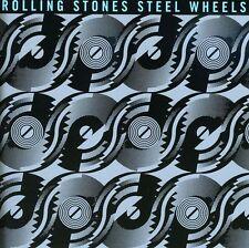 The Rolling Stones, Steel Wheels [Reissue], Excellent Original recording remaste