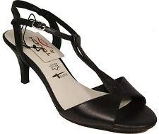 TAMARIS Schuhe Sandalen Riemchen Sandaletten schwarz echt Leder  NEU