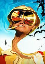 La peur et haine à las vegas movie poster T140 * achetez 2 obtenez 1 gratuit *