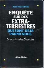ENQUETE SUR LES EXTRA-TERRESTRES - MYSTERE DES UMMITES - 1991 - OVNI - UFO