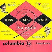 1 CENT CD Kiss Me, Kate [Original Broadway Cast] SOUNDTRACK