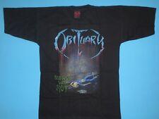 Obituary - Slowly We Rot T-shirt