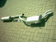 Auspuff Auspuffanlage für Citroen Jumpy Fiat Scudo Peugeot Expert 220P 1,9TD 2,0