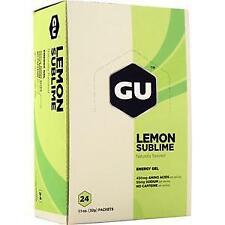 Gu Energy Gel Lemon Sublime 24 pckts