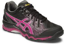 Asics Gel Netburner Super 6 Womens Netball Shoe (B) (9021) | SAVE $$$