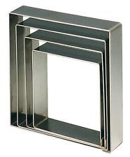 Piazza - Quadrato in acciaio inox Stainless steel square