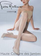 Pierre Mantoux Collant tights Charente 20 la brillance s m l xl Jasmine Nero