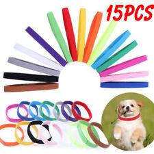 Nylon Puppy ID Collar Whelp Kitten Pet Supplies Identification ID Collars