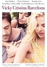 Vicky Cristina Barcelona Javier Bardem, Penelope Cruz, Scarlett Johansson, Rebe