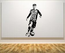 Antoine GRIEZMANN Atletico Madrid giocatore di calcio Decalcomania Muro ARTE Adesivo FOTO