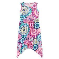 NWT Gymboree Floral Handkerchief Dress Girls Spring Vacation 4,5/6,7/8,10/12,14