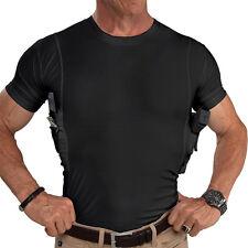 UnderTech Undercover NEW Executive Women/'s Concealment Scoop Neck Shirt 4017