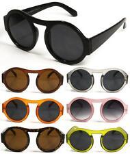 dbe2c4cdb1f8 Round Cirlce Retro Vintage Mens or Womens Sunglasses - ks1466