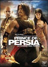 dvd PRINCE OF PERSIA LE SABBIE DEL TEMPO