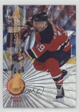 1994-95 Pinnacle Rink Collection 201 Bob Carpenter New Jersey Devils Hockey Card
