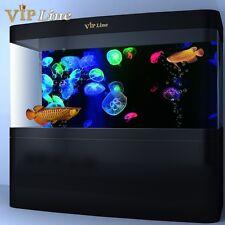 3D Jellyfish Aquarium Background Poster HD Fish Tank Decorations Landscape