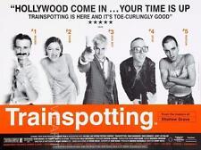 TRAINSPOTTING MOVIE POSTER FILM A4 A3 ART PRINT CINEMA
