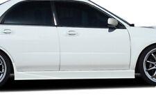 02-07 Subaru Impreza Z-Speed Duraflex Side Skirts Body Kit!!! 104167