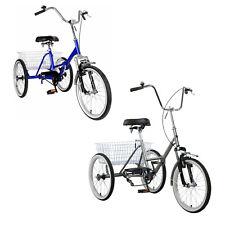 Mantis Tri-Rad Adult Folding Tricycle Bike Bicycle Portable Tricycle 20