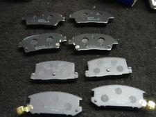 TOYOTA MR2 Vvti Roadster plaquettes de frein avant et arrière plaquettes de frein