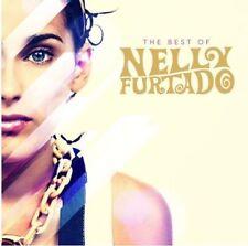 Nelly Furtado - Beste - CD Neu - Greatest Hits Powerless - Forca - Maneater