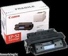 New Genuine Canon LBP-1760 EP-52 EP52 Toner 3839A002AA HP C4127X 27X 4000 4050