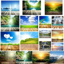 Natural Scenery Photography Background Studio Props Photo Backdrop EBGAE2 GZAE2