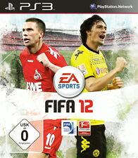 FIFA 12 (Sony PlayStation 3, 2011)Komplett mit Anleitung