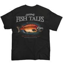 Water Chinook Fish Sporting Goods Fishing Gear Surf Fishing T Shirt Tee