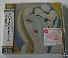 DEREK AND THE DOMINOS - Layla JAPAN SHM CD OBI NEU! UICY-91397