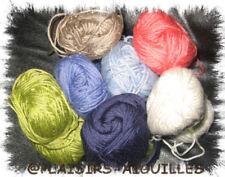 PELOTE DE PHIL BAMBOU divers coloris Neuve à l'unité
