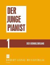 Der Junge Pianist von Richard Krenzlin Klavierschule Bd.1-3