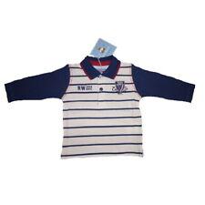 RIVER WOODS langärmliges Jungen Rugby-Shirt Gr. 74 80 86 92 98 104