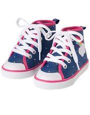 NWT Gymboree Wildflower Weekend Rainbow Sneakers shoes girls 10,11,12,13,1,2,3,4