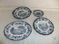 C4 Porcelain Royal Worcester Avon Scenes (Palissy Staffordshire) 6D4C