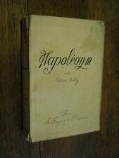 Napoléon III par Octave Aubry
