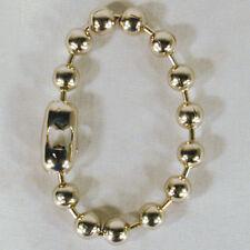 2 XL BALL CHAIN FASHION BRACELET jewelry arm anklet women mens jewelry ballchain