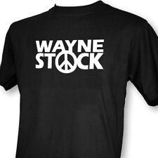 Waynes World Wayne Stock Waynestock Camiseta 1 2
