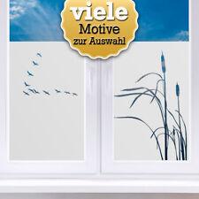Fensterfolie Milchglasfolie Sichtschutz Glasdekor Fenster satiniert W5253