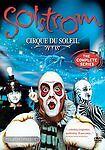 Cirque du Soleil - Solstrom - The Complete Series, Good DVD, Jean Lachance, Marc