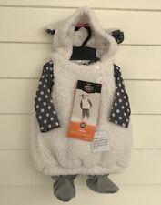 Infant Baby Lamb Sheep Costumes 6 12 18 Months White Animal Farm Hyde Eek Target