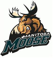 Manitoba Moose AHL Hockey Mens Polo XS-6XL, LT-4XLT Winnipeg Jets New