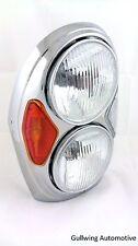 Mercedes W 108 109 111 112 BOSCH US Ver Head light full assembly 220 250 280 300