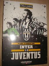 DVD N°9 LE PARTITE INDIMENTICABILI INTER- JUVENTUS 1-2 JUVE PUNIZIONE DEL PIERO
