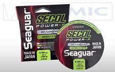 Fluorocarbon Seaguar Secol