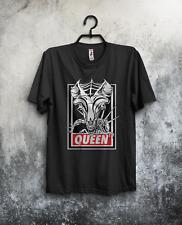 Obey Queen Men's T-shirt  Alien xenomorph  Obey Shepard Fairey Urban Skate