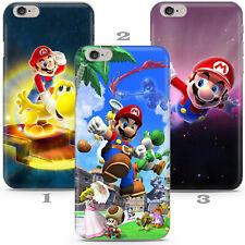 Super Mario Yoshi Kid Children's Game Cartoon Case Cover iPhone 4 5 6 7 Plus