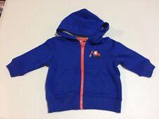 NWT Gymboree Boy Jacket Trucks and Treats Hooded Jacket 12-18,18-24